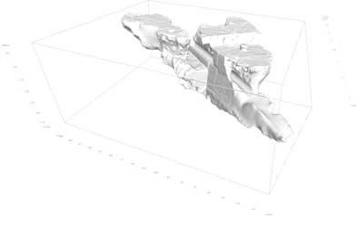 3D Scanning - Meshed 3D model