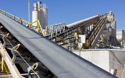 Industrial Conveyor Safety