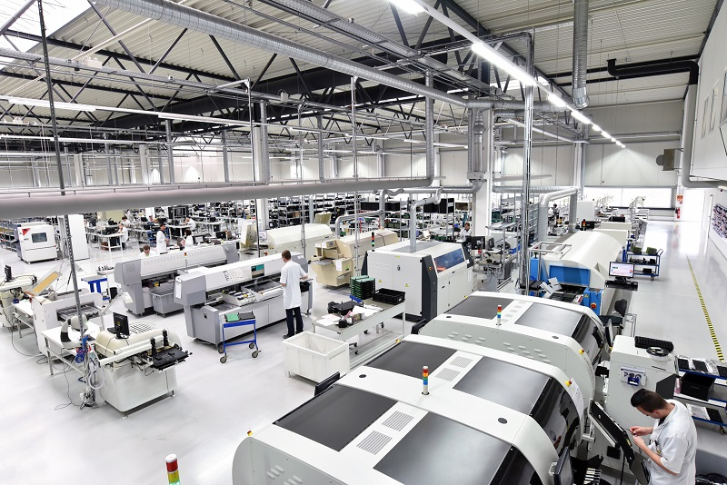 industrial assembly lines can become more efficient through process mapping