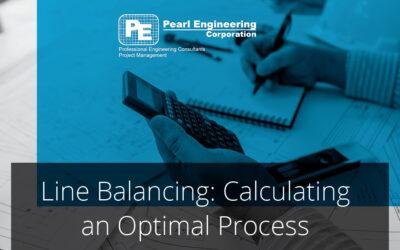 Line Balancing: Calculating an Optimal Process