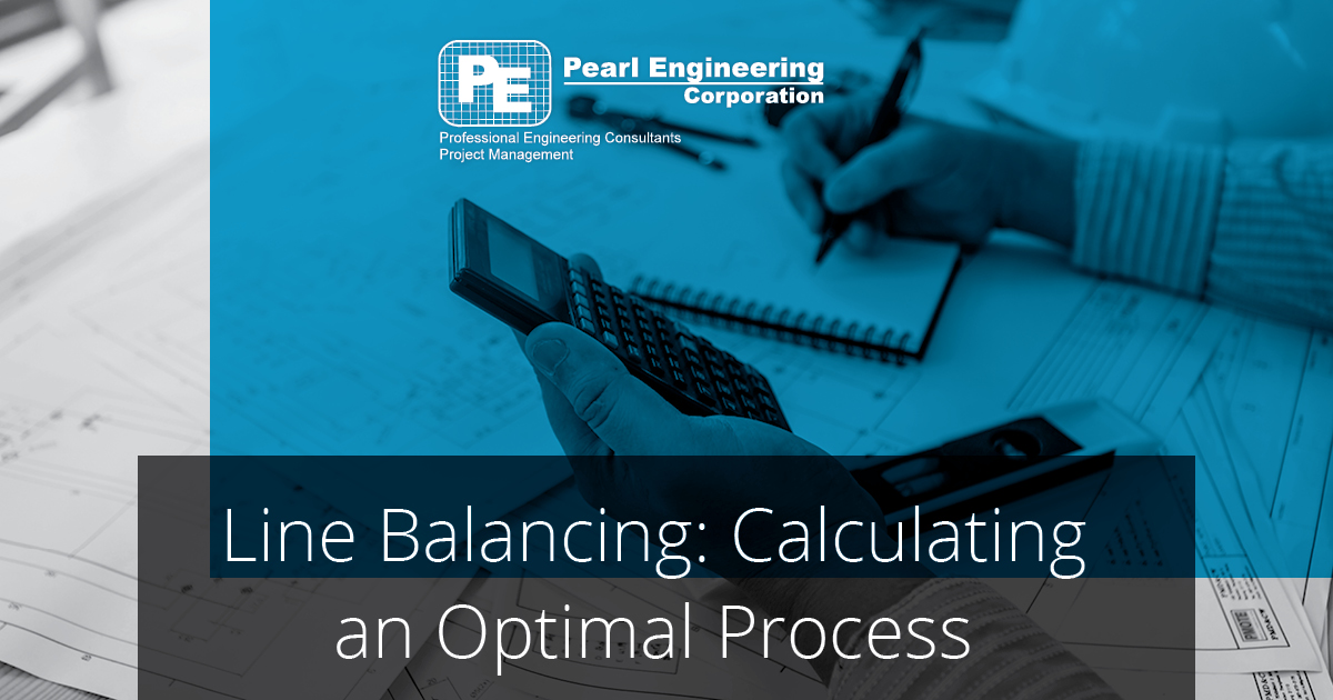 Line balancing is a production optimization activity for determining Takt Time: the rate at which a product must be produced in order to meet customer demand.