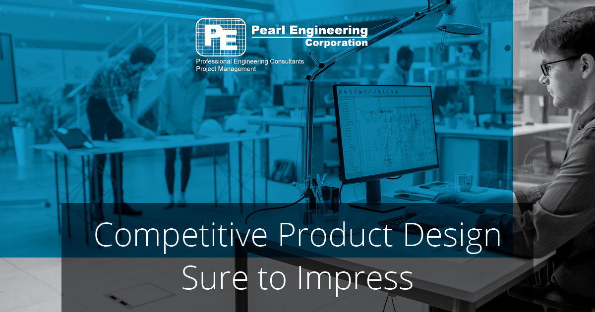 pearl engineering product design
